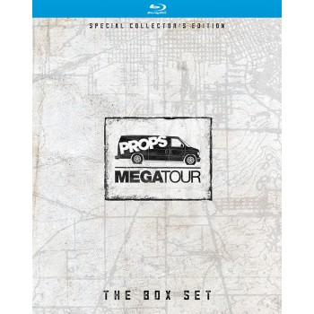 Props BMX Box Set Megatour Blu-ray