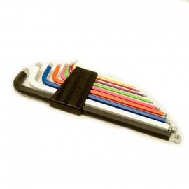 Kit Clés Allen GT Multicolor (1.5 - 10mm) XL