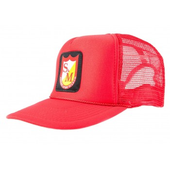 Casquette S&M Patch Trucker