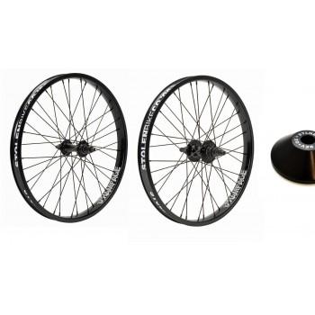 Wheelset Stolen Rampage Noir