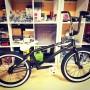 "BMX Custom The Set Black&White 21""/20,5"""