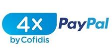 Paiement Paypal en 4 fois !