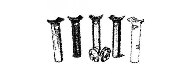 Tiges / Colliers de Selle